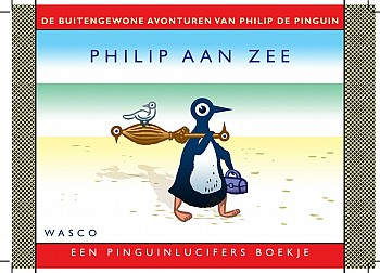 Philip & George, Philip krijgt een ei & Philip aan zee (set of 3)