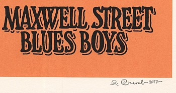 Maxwell Street Alley Blues