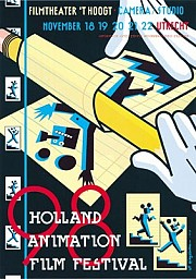 Holland animation film festival 1998