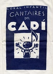 T-shirt Cantaires del Cadi (size 8)