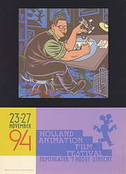 Holland animation film festival 1994