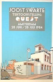 Tentoonstelling Quest Amsterdam (ges.)