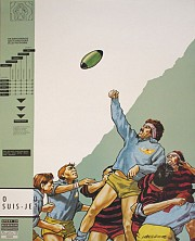 Sportposters: rugby