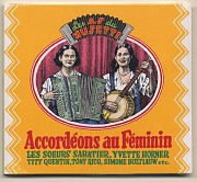CD Accordéons au Féminin