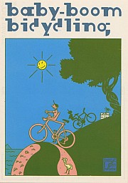 Baby-boom bicycling