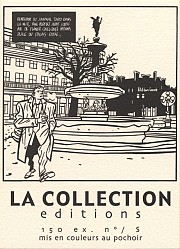 Kaart La Collection editions