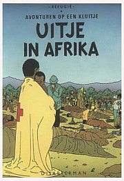 Postcard Uitje in Afrika
