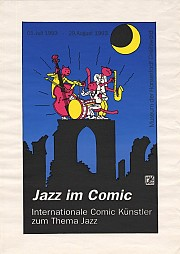 Jazz im Comic