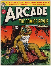 Arcade The Comics Revue # 2