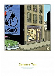 Jacques Tati (unsigned)