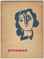 Picasso. 43 Lithographies 1945-'47