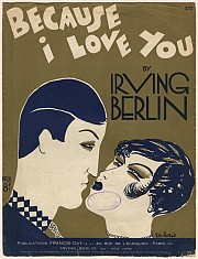 Because I love you by Irving Berlin