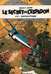 Postcard Le Secret de L'Espadon