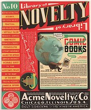 Library of Novelty No. 10